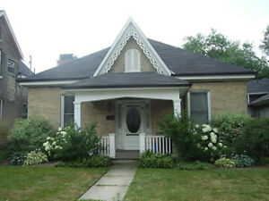 Newly renovated 4 bedroom house in downtown