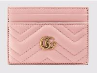 LOST - Pink Gucci Cardholder