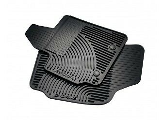 2011-2012 Ford Escape All Weather Rubber Vinyl Floor Mats