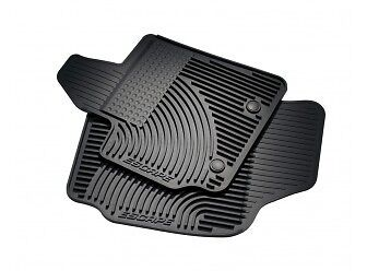 2001-2012 Ford Escape All Weather Rubber Vinyl Floor Mats