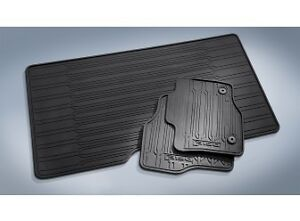 2015/2016 Ford F-150 Rubber Floor Mats