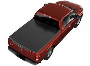 Ford one-piece textured hard tonneau cover 6.5'