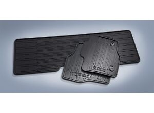 All weather Ford F-150 floor mats