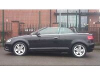 **Reduced** Bargain, Audi A3 CABRIOLET 2.0 TDI Sport 2dr.