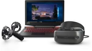 Gaming Lenovo vr bundle brand new virtual reality laptop
