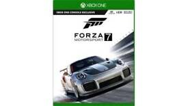Forza Motorsport 7 + Gears of War 4 (four bonus games edition) for Xbox One