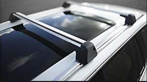 OEM VOLVO XC90 LOAD CARRIER BARS (Wing Profile, no noise)