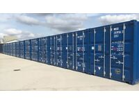 Storage Containers to rent in Brentford