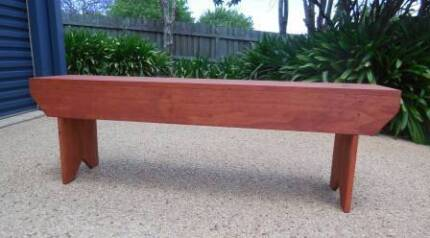 NEW BENCH STOOL CUSTOM MADE STURDY CONSTRUCTION Mount Lofty Toowoomba City Preview