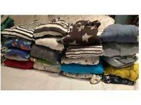 Baby boy clothing bundle sleepsuits/bodysuits