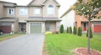 Immaculate Minto Manhattan END UNIT Townhome, Orleans (Avalon)