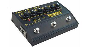 Sansamp DI bass driver programmable