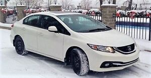 2013 Honda Civic Touring Sedan Mint - Pay cash or lease takeover