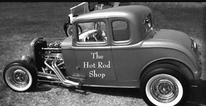 Vintage Hot Rod Body Parts for Sale (1936 - 47 Chevy & Dodges)