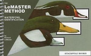 Waterfowl-Identification-The-LeMaster-Method-by-Richard-LeMaster-1996
