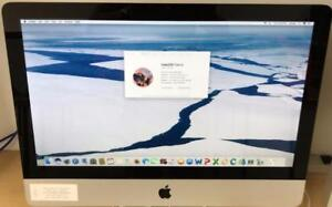"""UNIWAY Back to School APPLE  iMac all in one desktop 20"""" 22""""  On sale From 359 With 6 Months Warrranty"""
