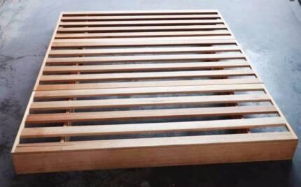 Excellent condition queen size futon base