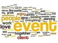 Office and Events Assistant with excellent phone manner required