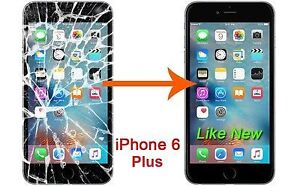 iPhone 6/6+ repair from $70 (offer limited time only)
