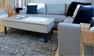coffee table/ottoman for sale