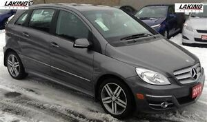 2011 Mercedes-Benz B-Class B200 Turbo MOON ROOF BLUE TOOTH