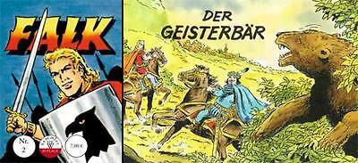 Falk Sonderpiccolo >Geisterbär< Hansrudi Wäscher / Variantcover