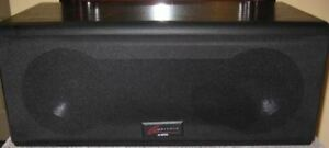 Ambiance Center Channel Speaker CC-300