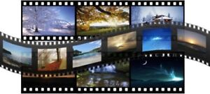 Special Event Digital Movie and Slide Show Presentations