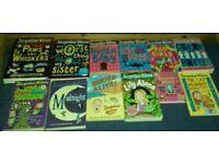 Bundle of Jacqueline Wilson Books