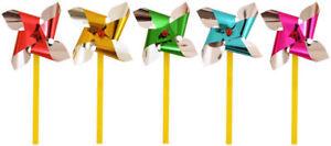 12 Mini Windmills - Pinata Toy Loot/Party Bag Fillers Wedding/Kids