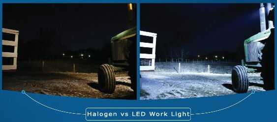 Led Work Lights Are Way Better Than Halogen