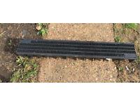 Aco Clark drain channels