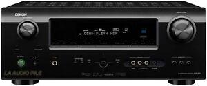 Denon AVR-590 Surround Sound Amplifier Heidelberg Banyule Area Preview