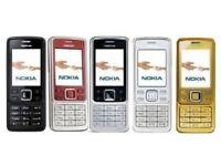 Nokia 6300 - (Unlocked) Mobile Phone boxed