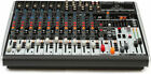Behringer Live & Studio Mixers with USB Interface