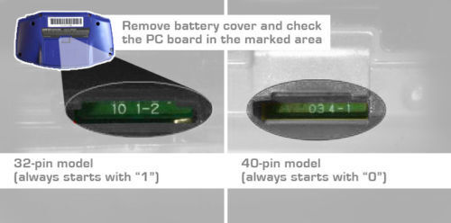 как выглядит GBA MOD LCD Backlight Kit 32 or 40 Pin Type B GBA SP AGS-101 Backlit Screen фото