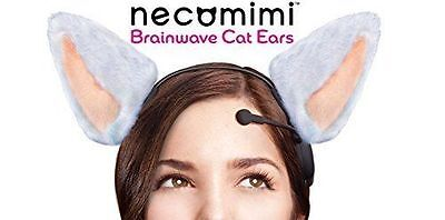 NEUROWEAR Necomimi - The last unit of the first ever UK batch. Collectors Item.  ()
