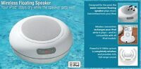 Wireless floating speaker Iphone/ipod 30 pin + iphone 4 access