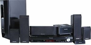 Panasonic Home Theater System - SA PT-750 - great condition!