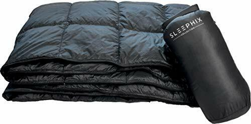 Down Camping Outdoor Blanket | Water Repellent | Fill Power: 650