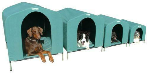 Outdoor Dog Kennel Ebay