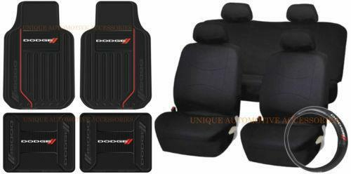 dodge logo seat covers ebay. Black Bedroom Furniture Sets. Home Design Ideas