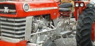 For Massey Ferguson Fender Lh 526912m91 30 135 165 180