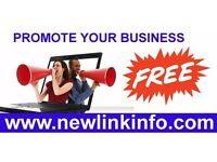 ADVERTISE YOUR BUSINESS/ PRODUCTS/ SERVICES FOR FREE