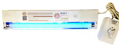 Rayminder Uvb Midband Ultraviolet Lamp With Timer
