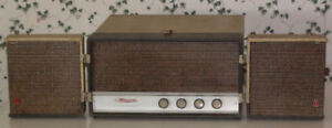 Marconi Record Player - VINTAGE -Very Rare Model