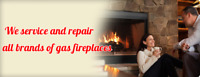 FIREPLACE TUNE UP SPECIAL SAVE $50