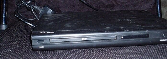 ALBA DVD Player - never used