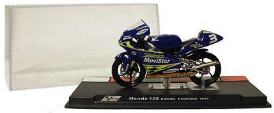 Ixo/altaya Alt28 Honda 125 2003 - Daniel Pedrosa 1/24 Scale
