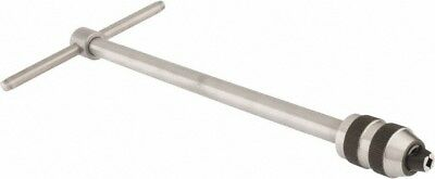 Starrett 14 To 12 Tap Capacity T Handle Tap Wrench 13 Overall Length